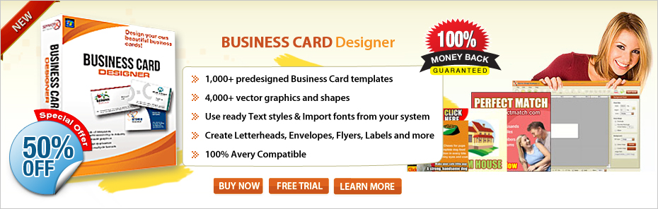 Business Card Creator