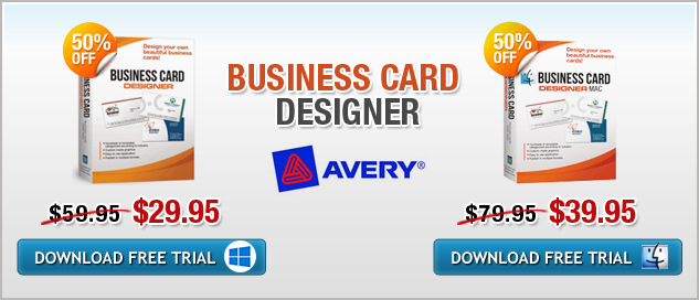 Download business card software to design business cards free business card software reheart Image collections